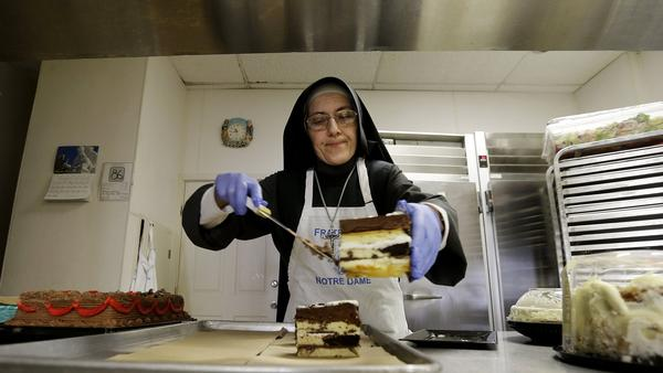 Rent hike means San Francisco nuns may lose home, soup kitchen