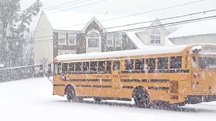 A handful of delays in the schoolclosings system this morning: NBC10Snow