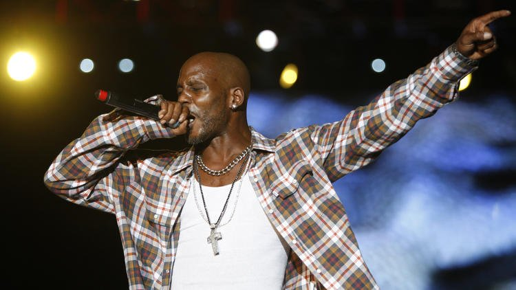 DMX is OK after being revived in New York hotel parking lot