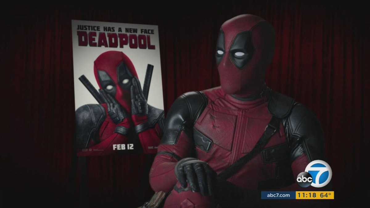 An interview with Deadpool: Antihero delivers hilarious exchange on upcoming movie release