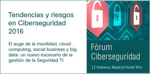 #MADRID MAÑANA: #Forumciberseguridad - #CiberSeguridad para las nuevas tendencias https://t.co/XGVvrNCQii https://t.co/dWJTV2mMsI