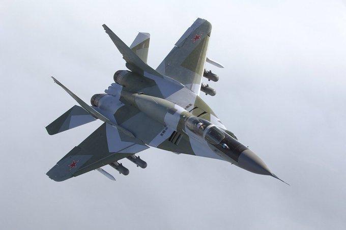 توجه وفدر وسي كبير جدا الى بغداد يوم غد لاستكمال مباحثات شراء ميغ-29 أم Ca1tWHaWEAAyYrP