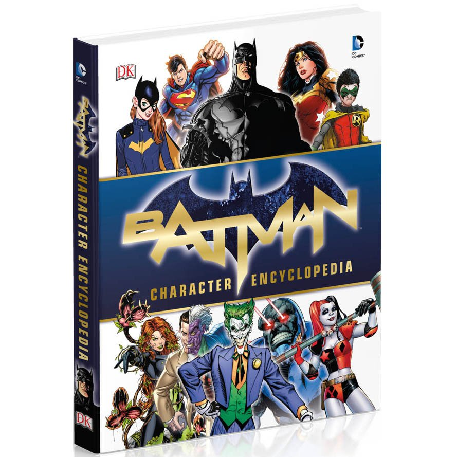 Win! Follow @CultBoxTV & RT for a chance to win 4 x 'Batman Character Encyclopedia' books - https://t.co/eJ2puSvAqC https://t.co/qrp7QL1XM9