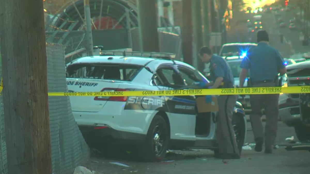 So much damage- Trooper sent the Dr. Crash remains under investigation @GoodDayCO