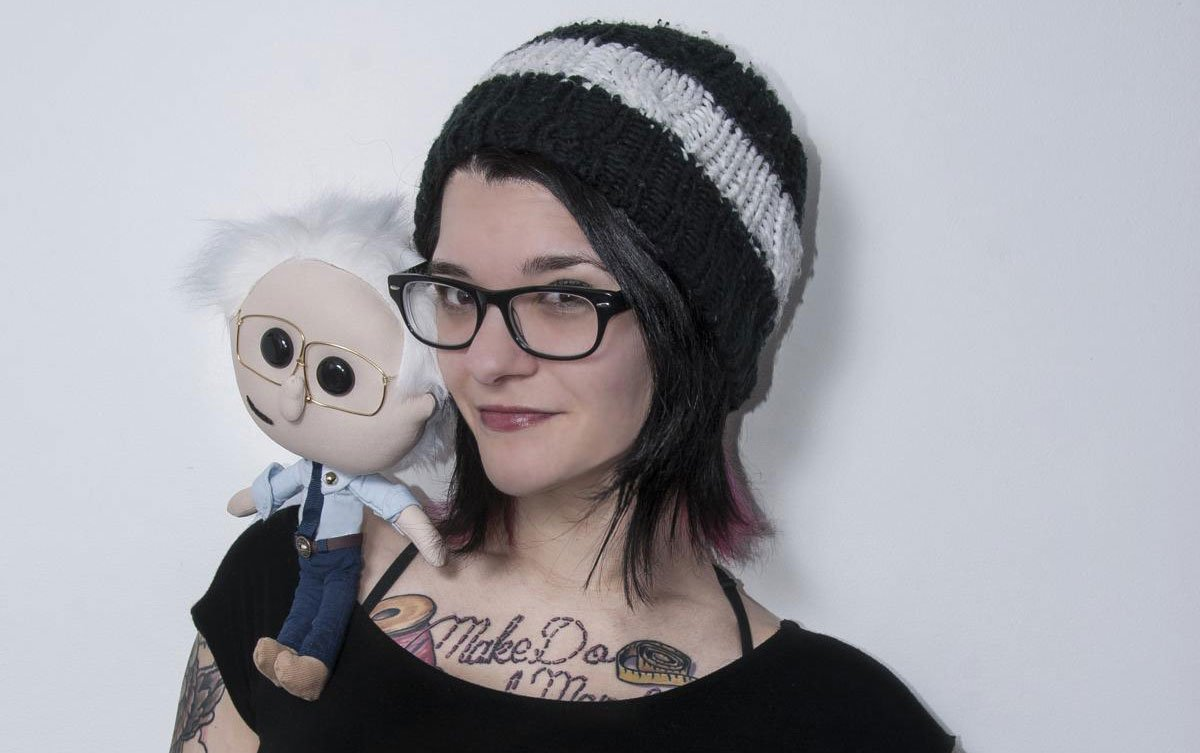 Lil' Bernie doll is a dream come true for Ludlow's Emily Engel