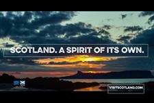 .@VisitScotland ad captures 'Spirit of its own' in first global campaign https://t.co/mIgl4ymKg9 @MarketingUK https://t.co/1Dq6cIRQwV