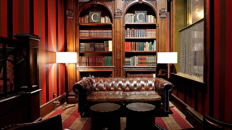 The eight classiest cigar bars in the city