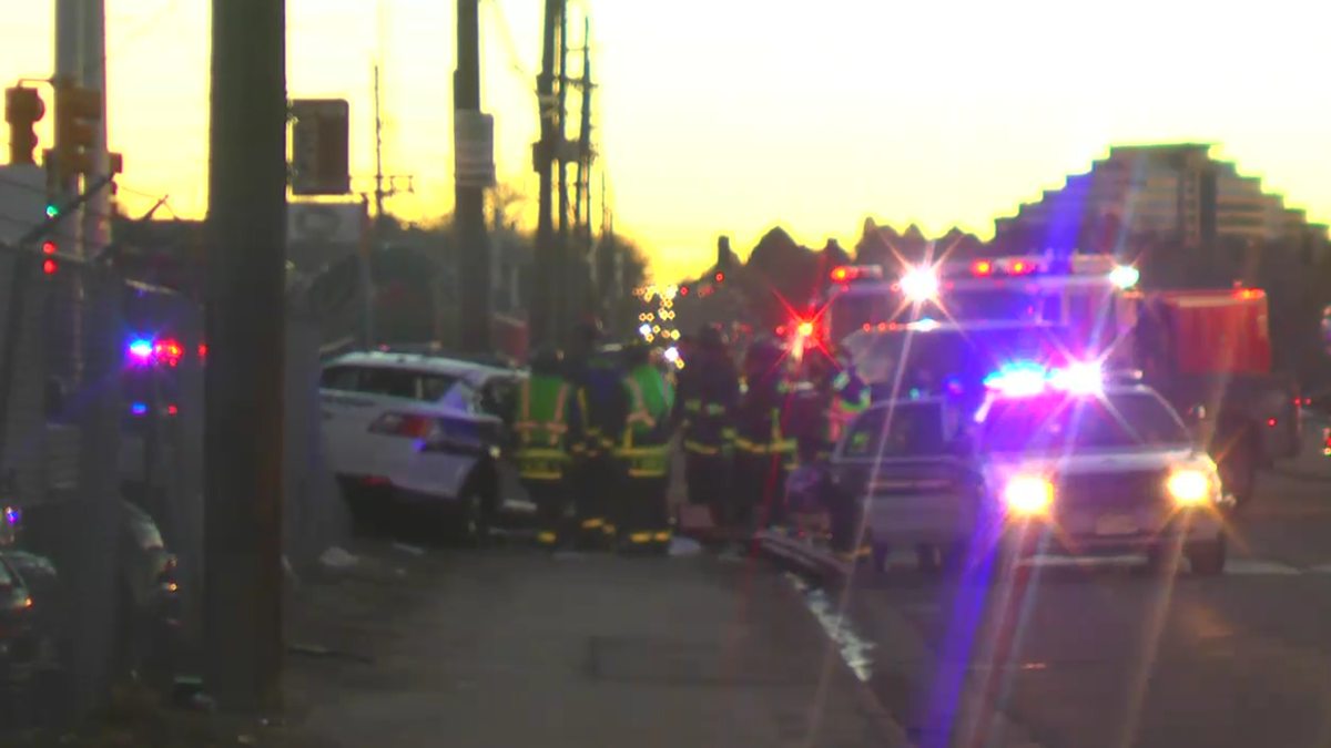 Police officer involved in this crash on iliff - Officer taken to Dr. Updates @GoodDayCO