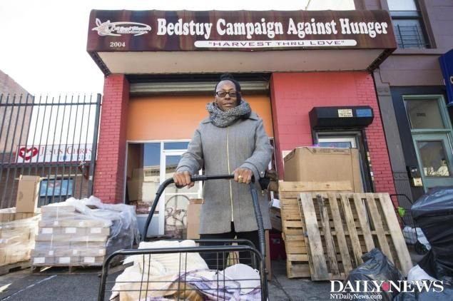 EXCLUSIVE: NYC food pantries low on money, and they need your help