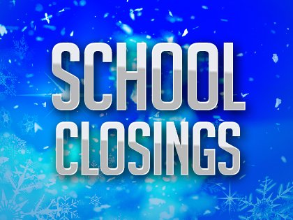 Get the latest school closings and delays for today -->