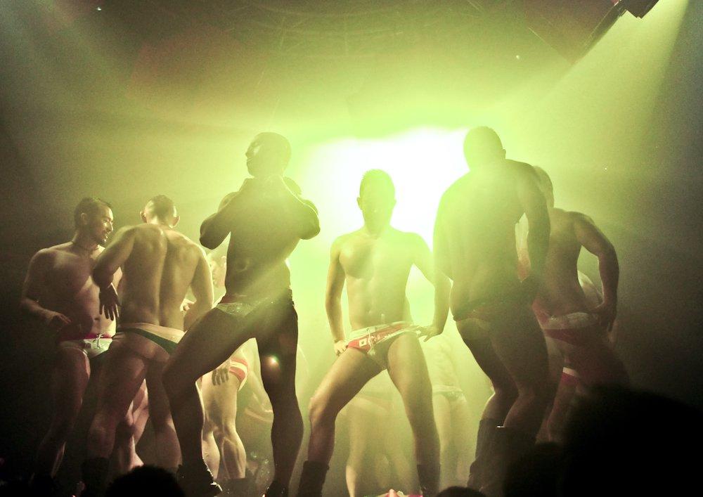 Gay nightlife in quebec city