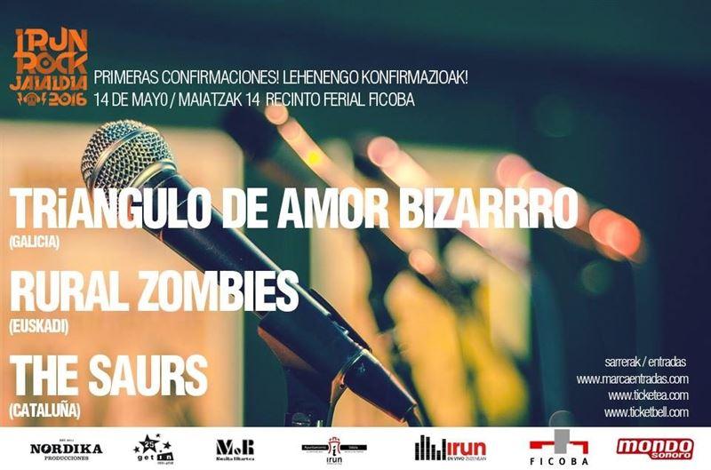 irun rock festival