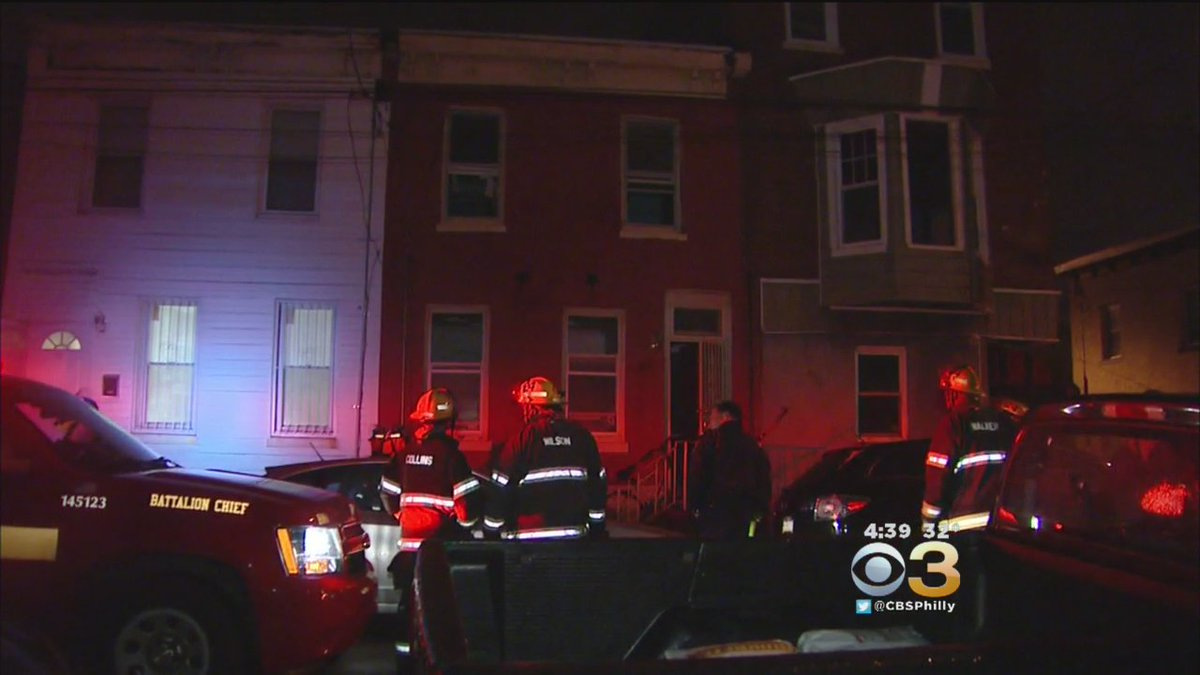One Injured In Point Breeze House Fire