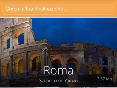 Sostenibilità: il viaggio è interattivo con Yamgu, l'app per il social travelling