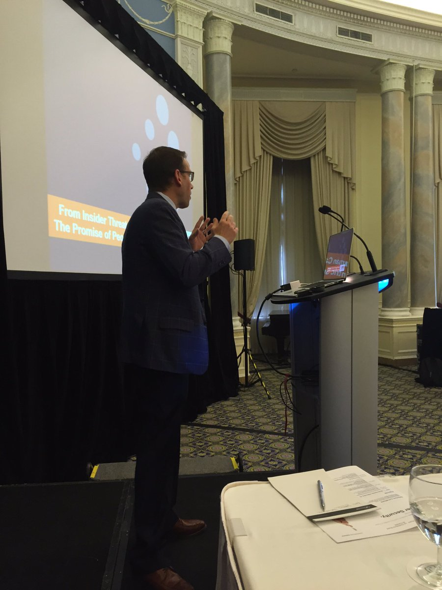 Amazing presentation from @hay_lance @BRGexpert at #cbocsecurity in #Ottawa https://t.co/icOsrDio6Y