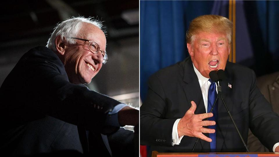 N.H. exit polls show terror fears aided Trump, youth helped propel Sanders fitn