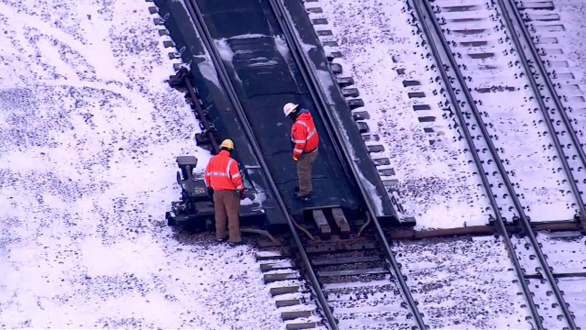 Metra UP-West delays continue Wednesday as crews repair damage caused by a fire Tuesday