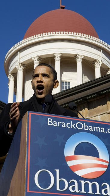 President Obama today will return to the city where he launched his bid for the White House