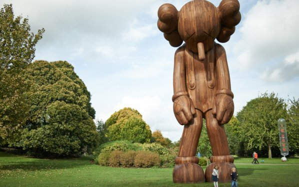Artist KAWS is exhibiting his distinctive work in Yorkshire Sculpture Park: https://t.co/VycPty46Wf #art https://t.co/0pQ7zbUY7G