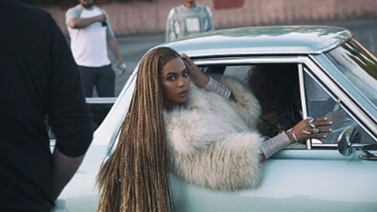 OK LADIES: Red Lobster says it's seeing a sales surge after Beyonce released 'Formation'
