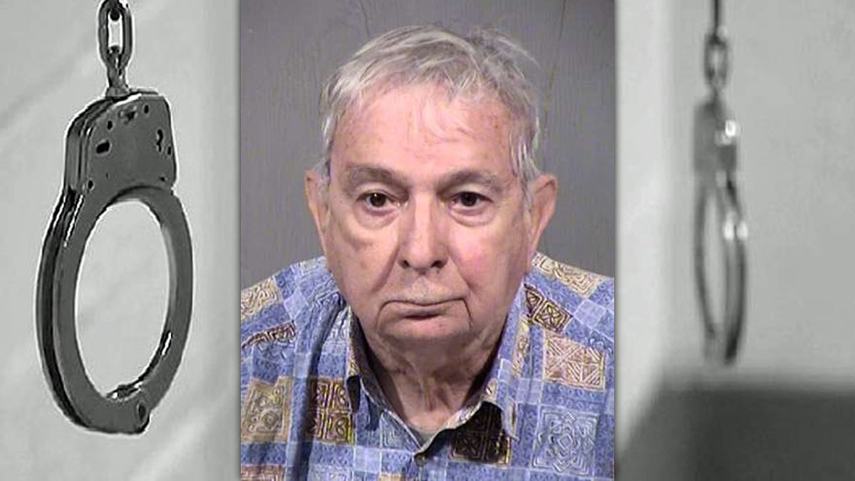 A former priest is arrested in connection with the 1960 slaying of a Texas schoolteacher