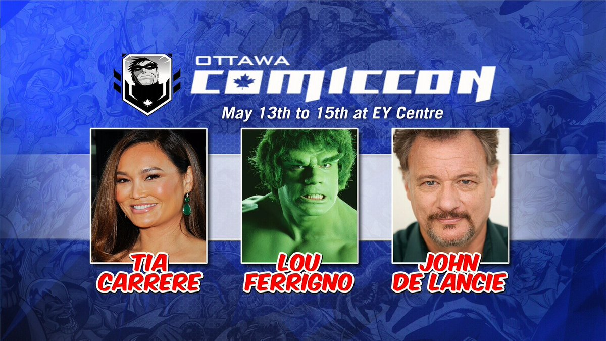 New additions to Comiccon ottnews @EYCentre