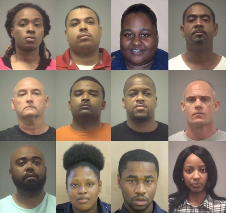 MASSIVE NC DRUG STING: Seven ex-NC deputies among 14 convicted ncnews