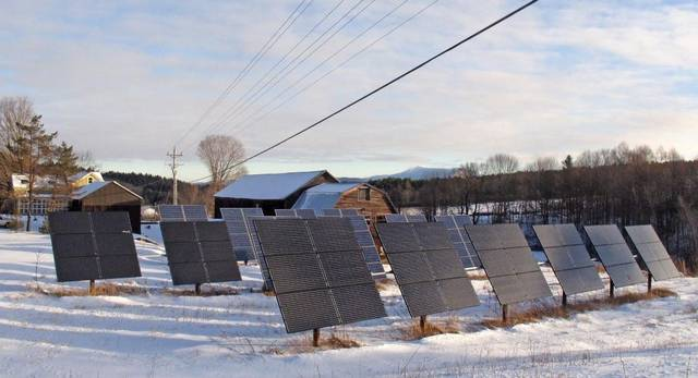 Report: N.C. ranks 9th for solar jobs