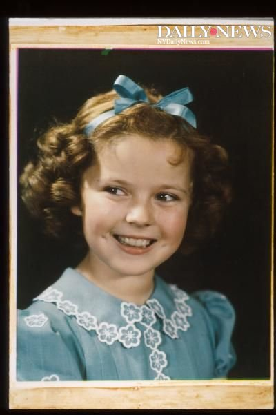 2 years ago today, dimpled darling Shirley Temple Black died at 85. A look back at her life
