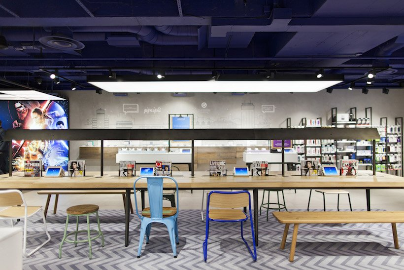 .@O2 goes big with new Apple-esque concept store https://t.co/WWE5lWRCof @MarketingUK https://t.co/ljh4vxiwls