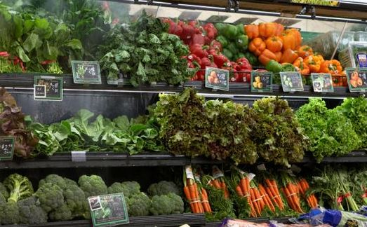 French supermarkets must now donate unsold food to charity 9newsmornings