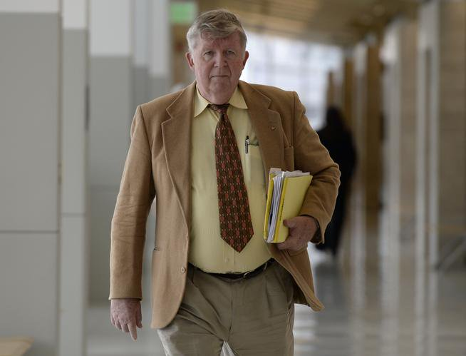 JUST IN: Douglas Bruce, TABOR founder, found guilty of 5 probation violations
