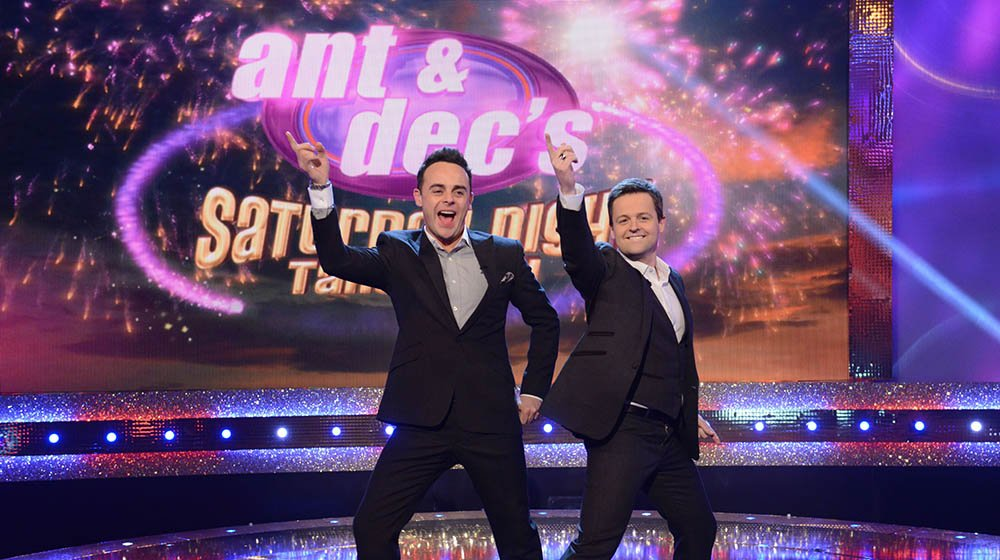 Confirmed: Ant & Dec's Saturday Night Takeaway returns 7pm, Saturday 20 February on ITV https://t.co/tI7HVSyTYN