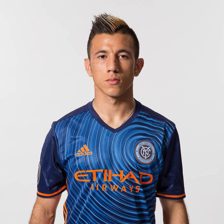 Image result for mikey lopez nycfc