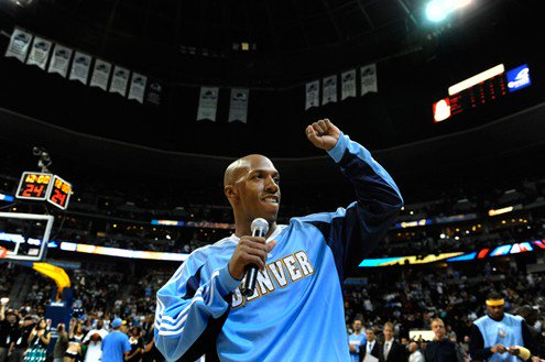 Chauncey Billups reflects on career, admits he wasn't ready in first Nuggets run