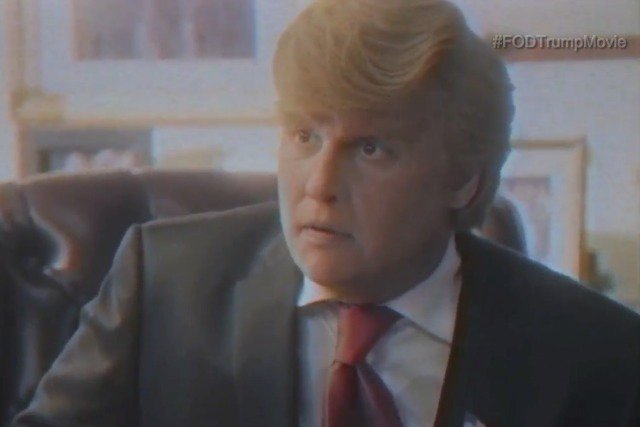 Watch Johnny Depp Play Donald Trump In New Surprise Film