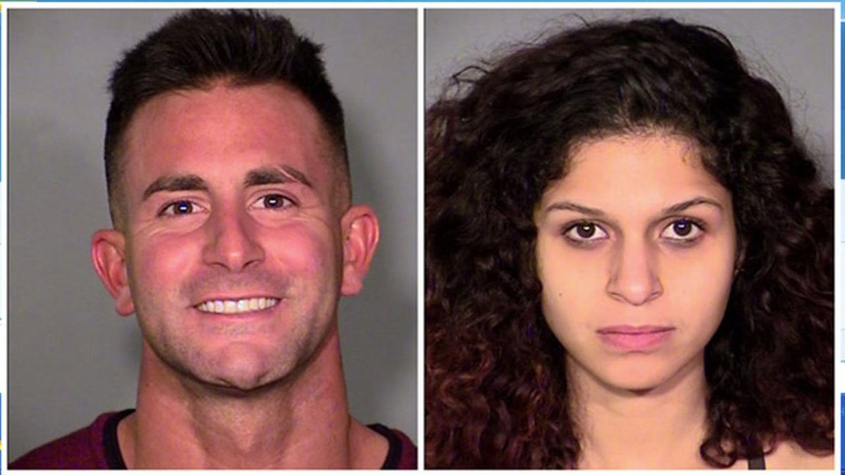 Long Island woman, Houston man arrested after having sex on Las Vegas Ferris wheel