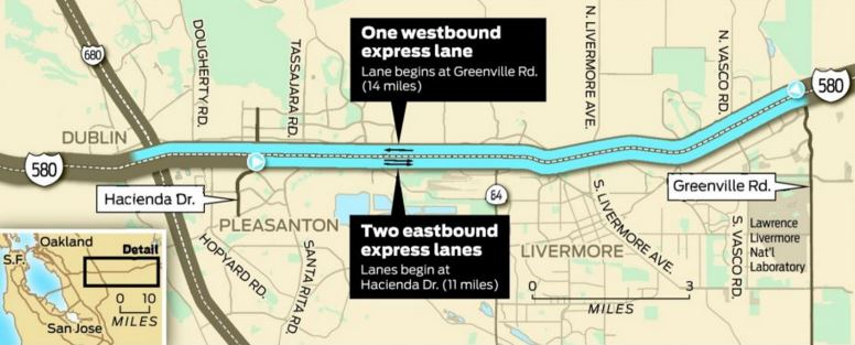 New express lanes signal a freeway revolution. See if they'll enhance your commute.