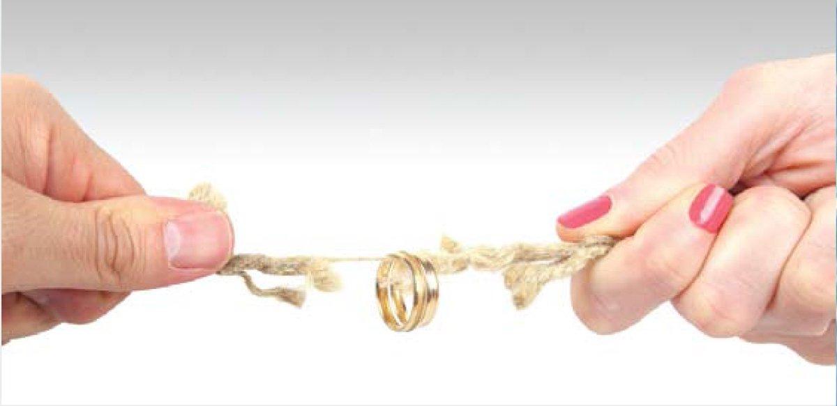 Divorzi in aumento, quali sono le cause più comuni?