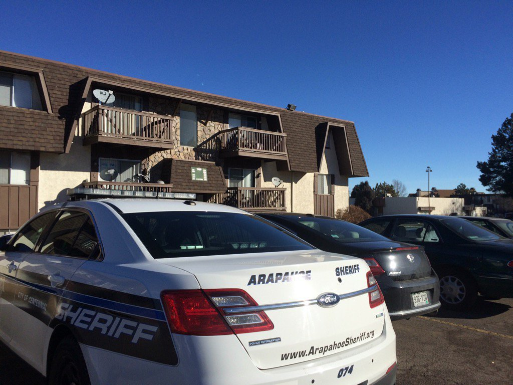 Tragedy at Arapahoe County complex 6 year old found murdered @kdvr