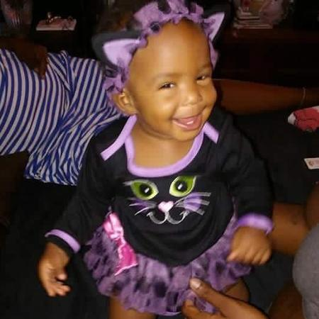 1-year-old Autumn Johnson was shot in the head and killed at her Compton home last night