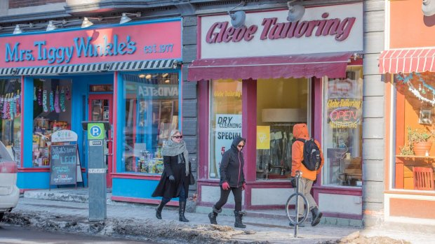 The Glebe will soon be open for business on stat holidays (but not this Monday) ottnews