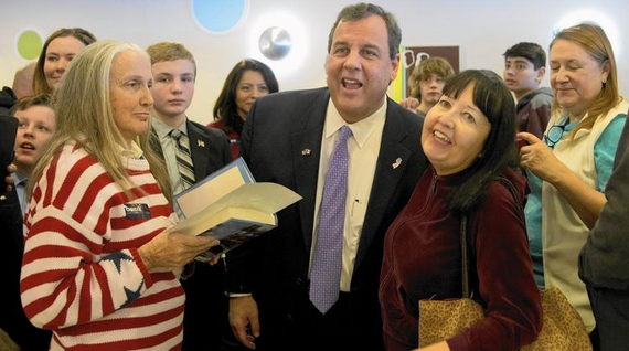 Chris Christie is reportedly dropping out of the GOP presidential race today