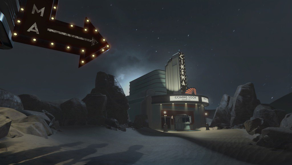 Ebbe Linden reveals some new screenshots of Project Sansar