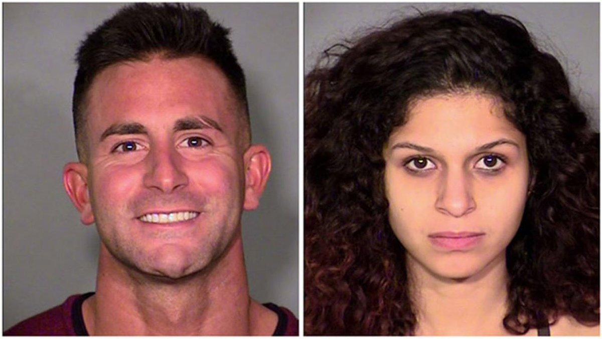 Couple accused of having sex in glass cabin of Las Vegas Ferris wheel called