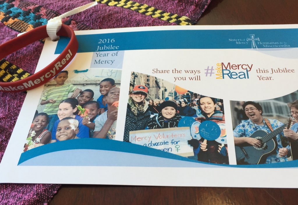 How will you #MakeMercyReal during this #Lenten season? https://t.co/lXVOojwz1x