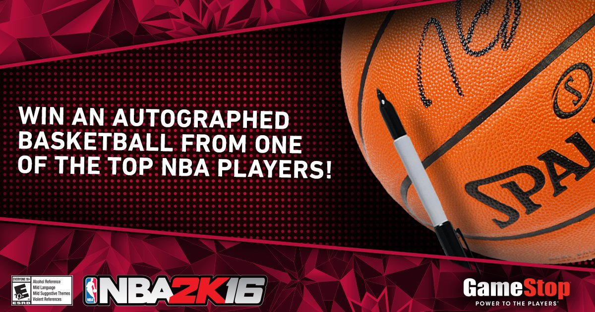 Make this your signature play. RT and you could win. @NBA2K #PostUpAndWin #Sweepstakes https://t.co/M0HHkPGqtb https://t.co/6KhWEpFRrd