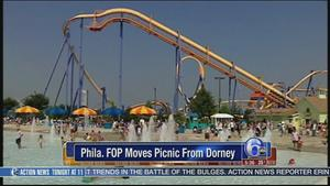 Phila. FOP moves annual picnic from @DorneyParkPR after treatment of employee