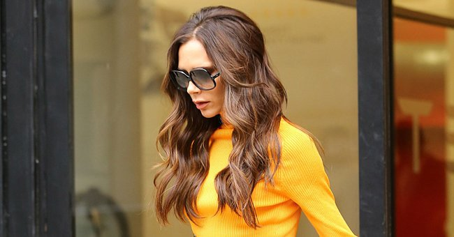 Victoria Beckham just worked the edgy maxi skirt of our *dreams*... https://t.co/TFWohh06Kn https://t.co/JwQCH425tm
