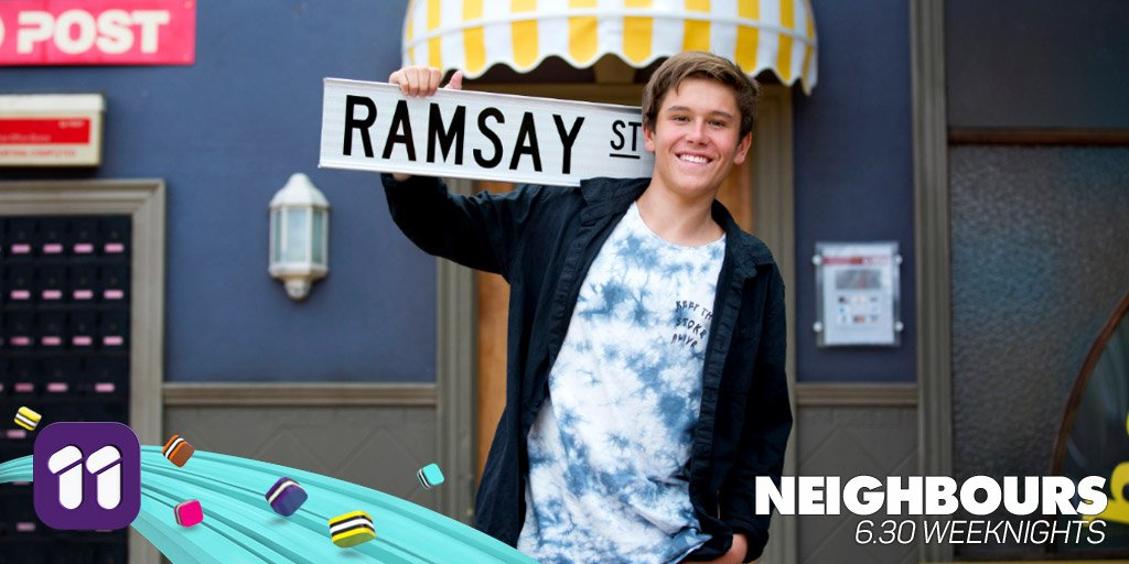 The incredibly talented former #XFactor contestant Jai Waetford joins #Neighbours!